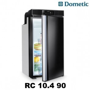 FRIGORIFERO AD COMPRESSIONE DOMETIC RC 10.4 90  - 90 LT -  DISPLAY A LED -  DISPLAY A LED PER CAMPER FURGONATI DUCATO IMBARCAZIONI