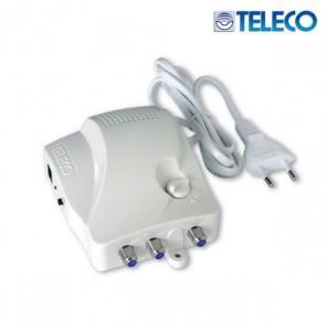 AMPLIFICATORE ANTENNA TELECO 12/24/230V 32dB
