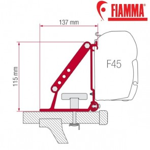98655-310 KIT AUTO ADAPTER STAFFA PER TENDALINI FIAMMA F45