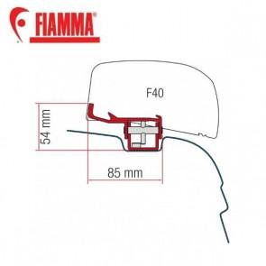 98655Z030 ADATTATORI STAFFE PER TENDALINO FIAMMA F40VAN KIT VW T5/T6 RICAMBIO ORIGINALE FIAMMA