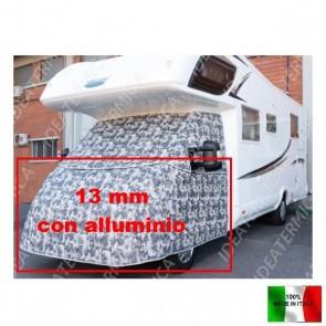 COPERTURA TERMICA ESTERNA PER COFANO CABINA CAMPER POLAR EXTREME - SPESSORE 13 MM