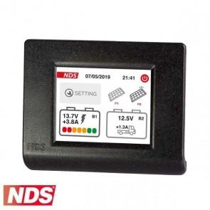 NDS ENERGY DT002 DISPLAY TOUCH PER SUN CONTROL 2 MPPT SC320M E SC350M PER CAMPER VAN E CARAVAN