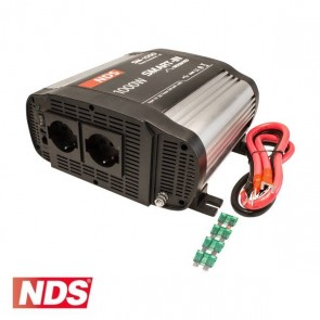 INVERTER NDS SMART-IN SM-1000 1000 W 12V A ONDA MODIFICATA CON PRESA USB PER CAMPER CARAVAN BARCA