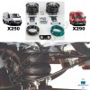 SOSPENSIONI AD ARIA VB-SEMIAIR BASE FIAT DUCATO X250 E X290
