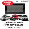 FINESTRA FISSA IN VETRO CARBEST PER FIAT DUCATO DAL 2007. VEDI MODELLO