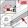 GUARNIZIONE KIT RAIN GUARD F80/F65 PER TENDALINI FIAMMA F65/F65S/F80 450 CM