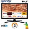 "TELEVISORE SMART TV ANTARION LED 18,5"" ULTRA HD DVB-T2"